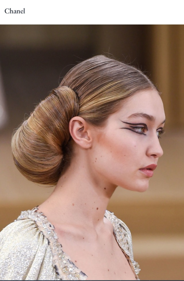 haute couture hair and makeup – the blog and the beautiful